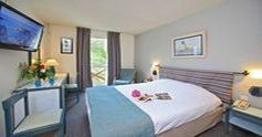 Hotel Restaurant spa Aigue Marine Chambre jardin